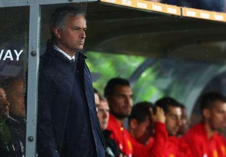 Mourinhos United - Das Fellaini-System