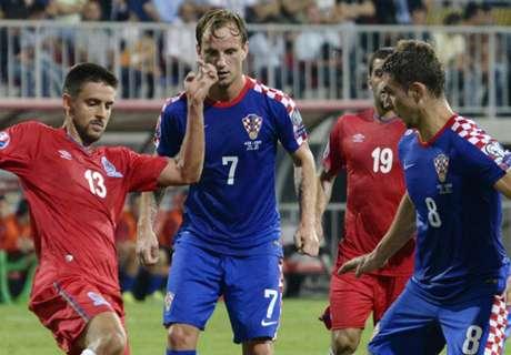 Eliminatorias: Azerbaiyán 0-0 Croacia
