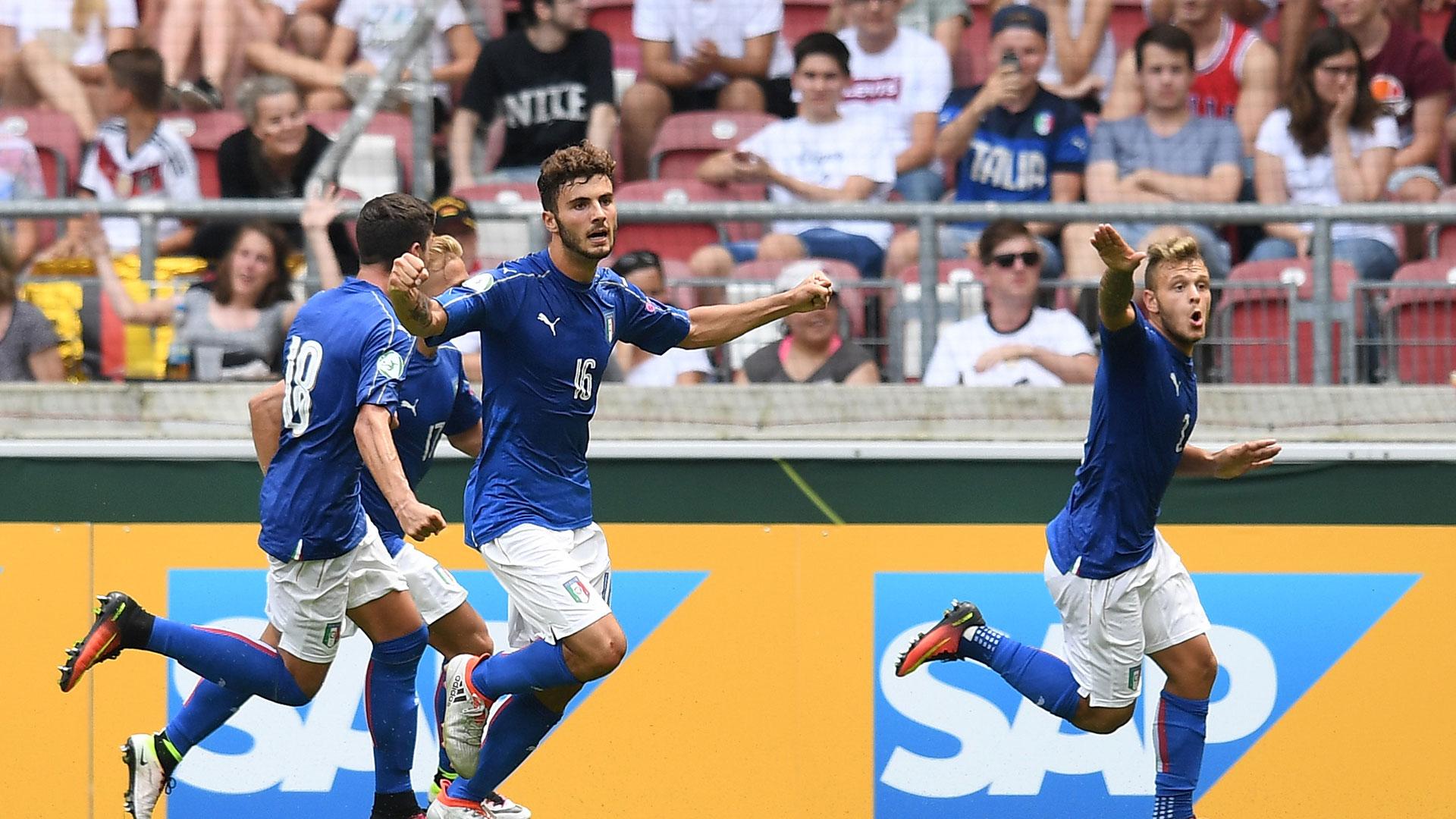 Germania-Italia in tv, dove vedere la diretta Europeo under 19