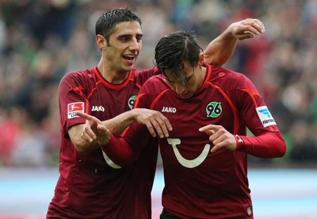 Doppietta di Stindl contro la Lazio.