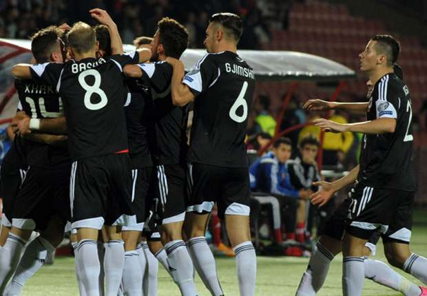 Video: Armenia vs Albania