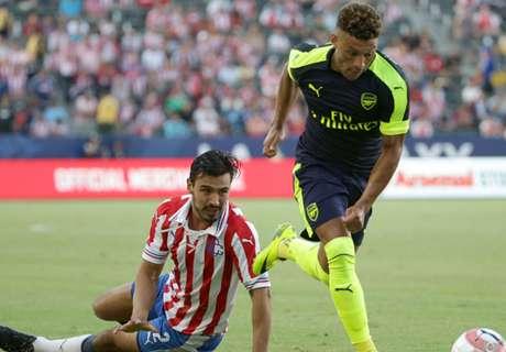 Tests: The Ox! Arsenal schlägt Chivas