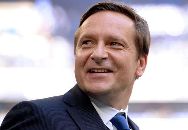 Schalkes Manager und Sportvorstand Horst Heldt