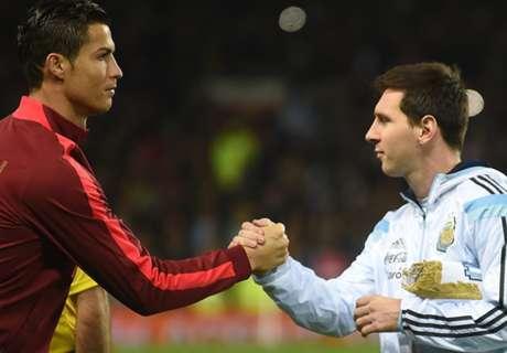 CR7 ou Messi ? Pelé a fait son choix !