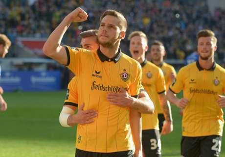 Dynamo Dresden feiert Rekordüberschuss