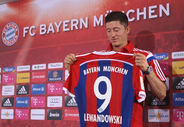 Lewandowski defends Dortmund departure: Bayern Munich a step up