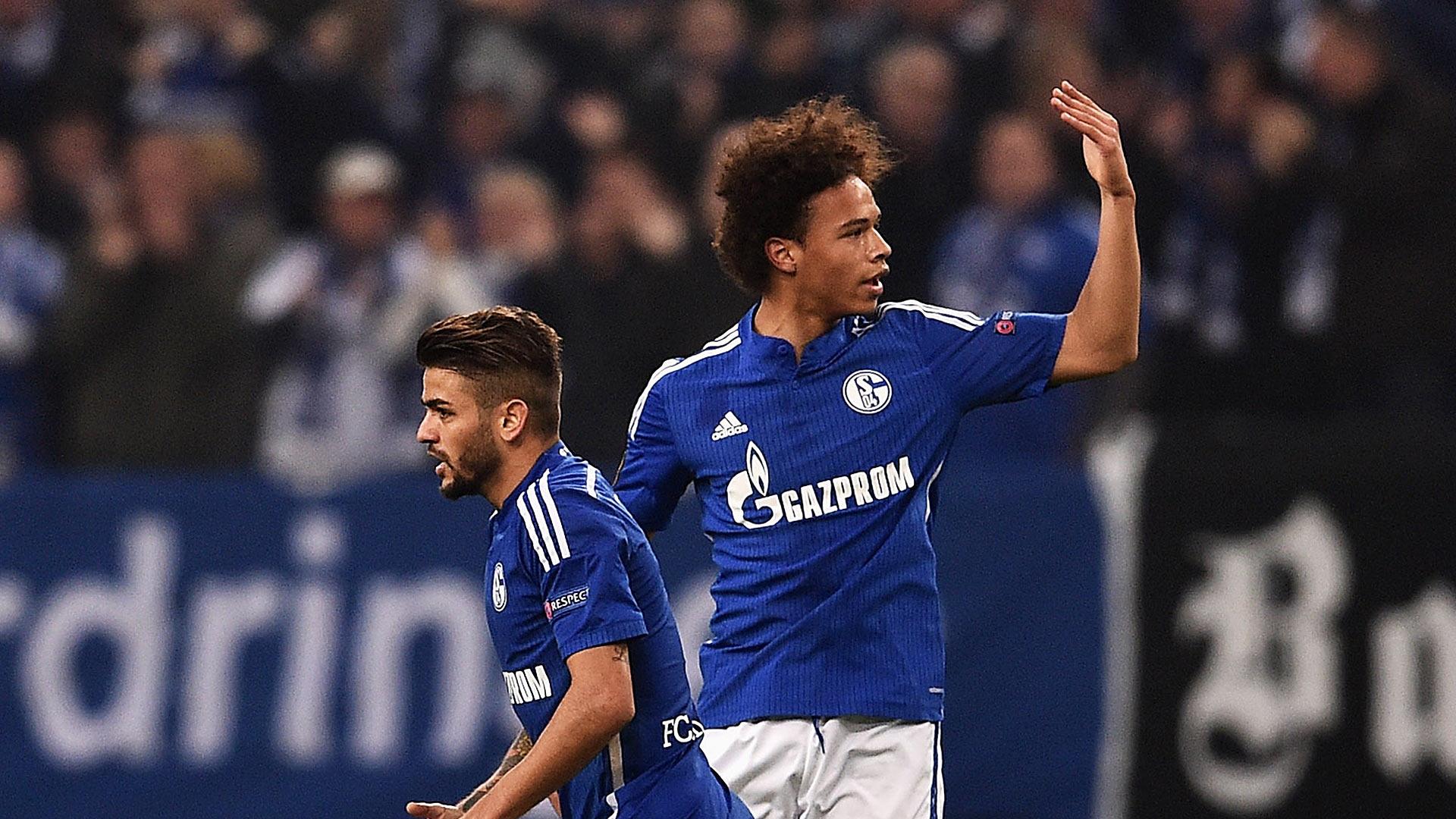 Video: Schalke 04 vs Sparta Praha