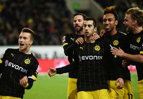 Bundesliga, 15ª - Darmstadt corsaro