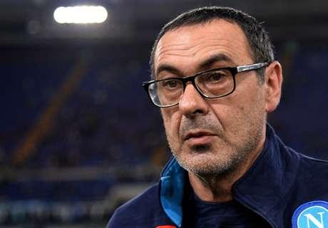 Neapel verlängert mit Trainer Sarri