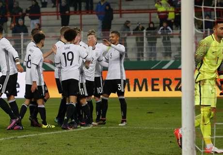 U21 peilt in Polen 14. Sieg in Folge an