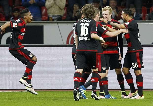 Bayer Leverkusen feiert einen wichtigen Erfolg im Kampf um die CL-Plätze