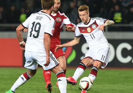 Reus & Muller seal Germany victory