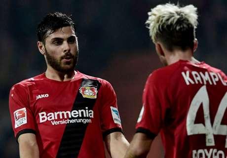 EN VIVO: S. Lotte 0-1 B. Leverkusen