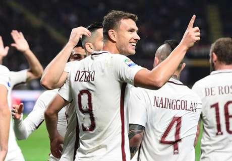 Serie A: Roma stürmt San Siro