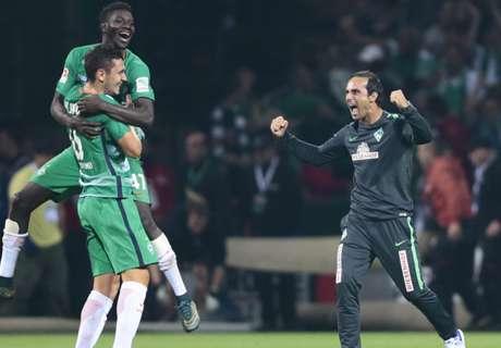 Wahnsinn! Thy schießt Werder ins Glück