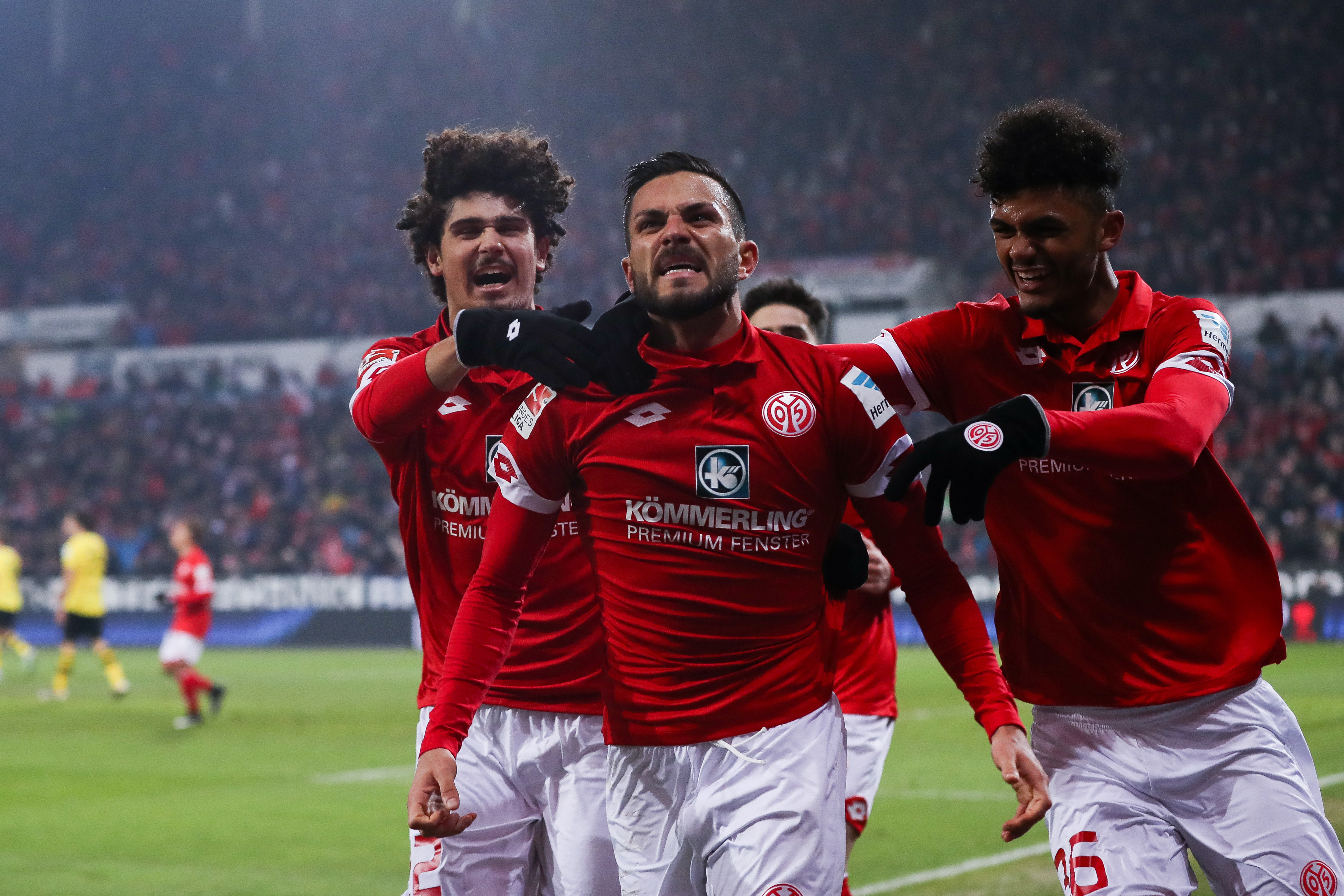 Image result for Mainz 05 team 2017