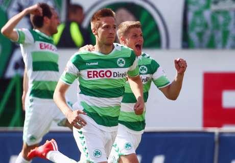 VfL: Zwei neue Spieler aus Fürth