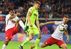Der Aufsteiger nahm die Fuggerstädter mächtig in die Zange und zeigte dem Team von Dirk Schuster die Grenzen auf.