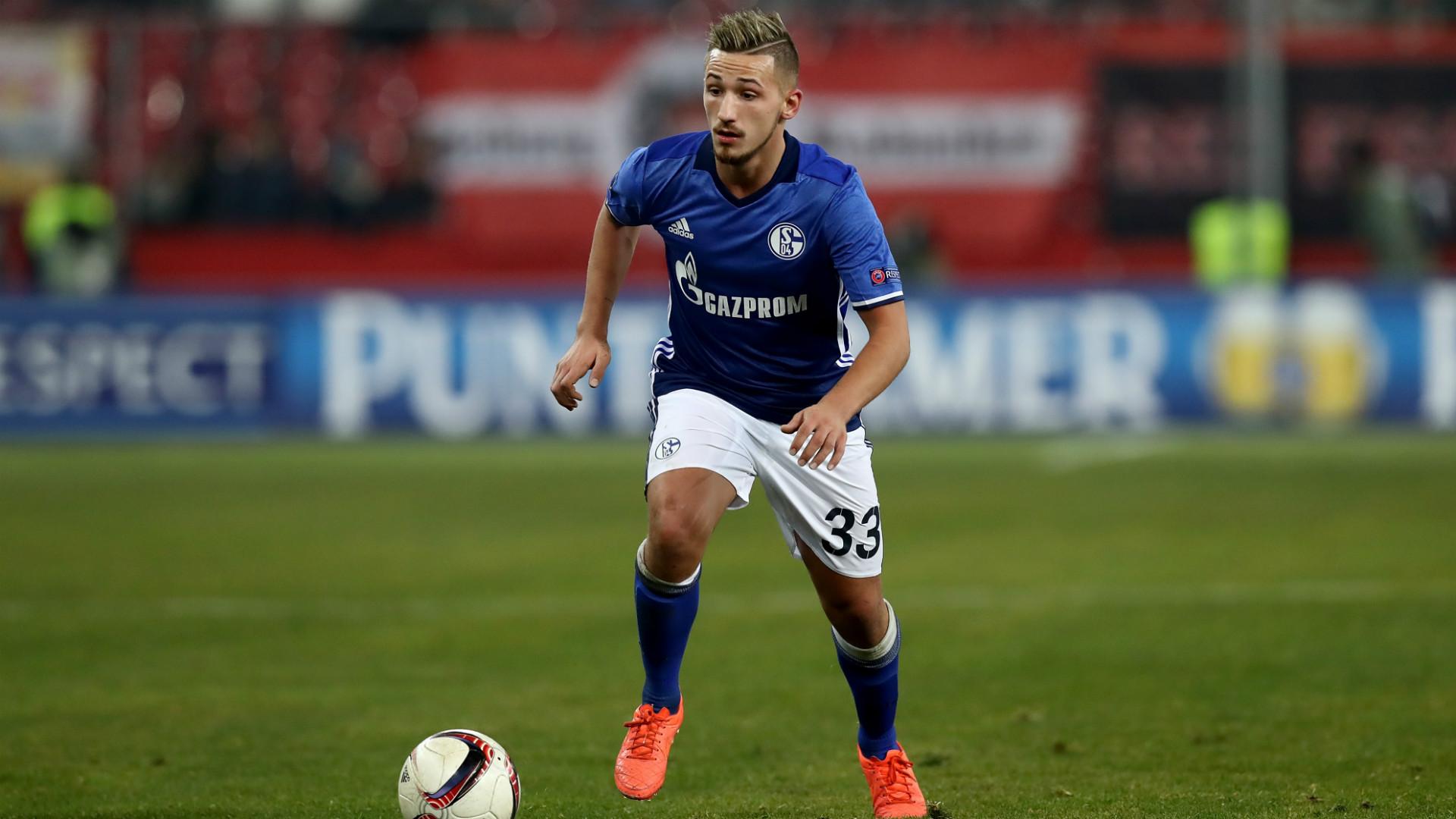Donis Avdijaj FC Schalke 04 09122016