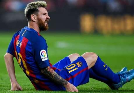 Messi-Rückkehr: Rennen gegen die Zeit