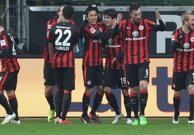 Frankfurts Lucas Piazon schockt Schalke