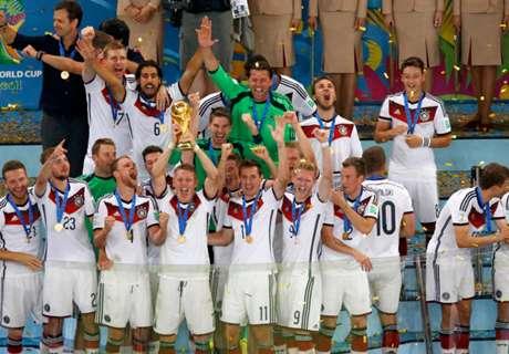 Weltrangliste: DFB-Team bleibt Vierter
