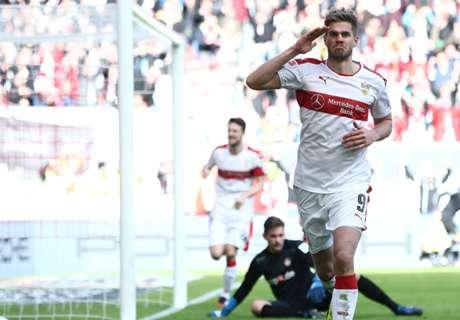 VfB setzt sich ab, Dynamo gewinnt Derby