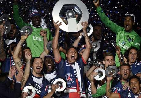 REKAPITULASI Ligue 1 2015/16