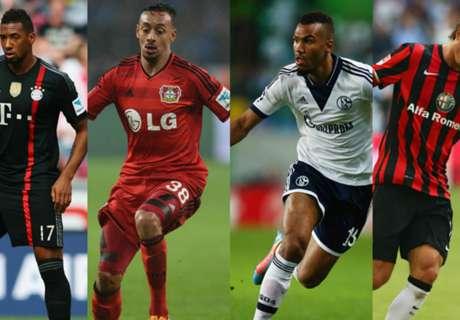 Xabi Alonso, Bellarabi, Robben et l'équipe type à la mi-saison de Bundesliga 2014-2015