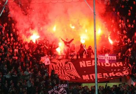 PAOK Saloniki tritt nicht im Pokal an