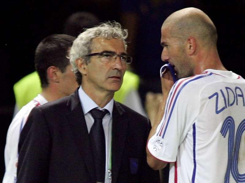 "Domenech: ""Zinedine Zidane ist kein netter Kerl"""