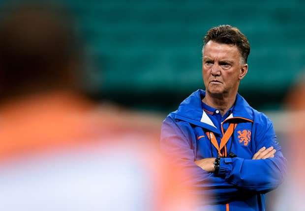 Van Gaal tells Manchester United: I don't want a holiday