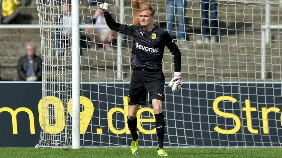 Hendrik Bonmann Borussia Dortmund BVB