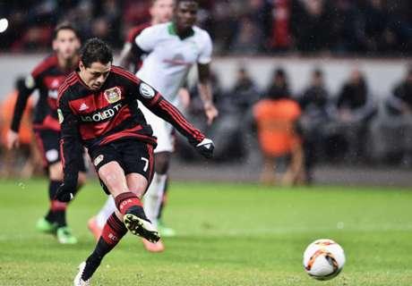 Leverkusen Konfirmasi Cedera Chicharito