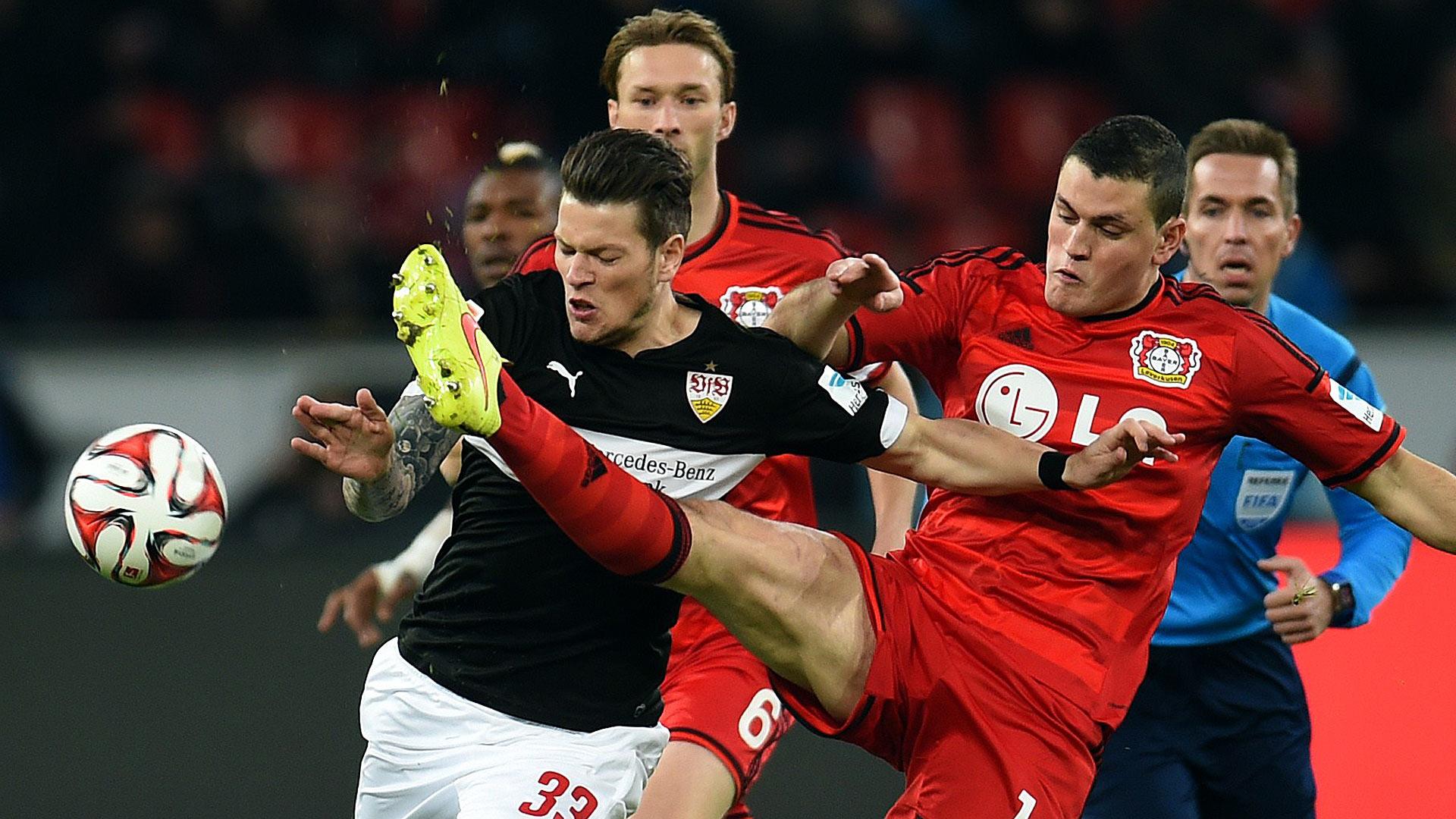 Monchengladbach y Leverkusen sonríen a la Champions