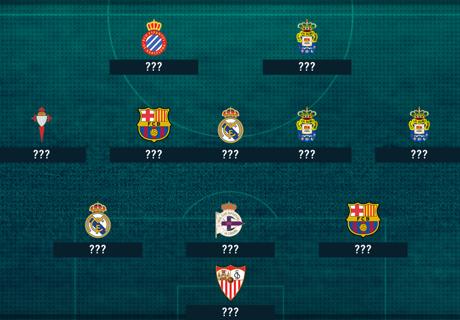 LaLiga: Die Top-Elf des Spieltags