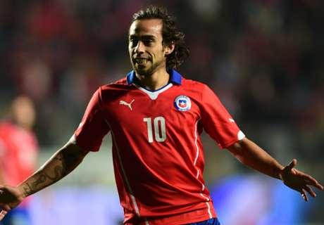 Chile spielt sich gegen El Salvador ein