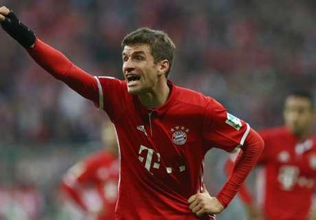 Müller est prêt pour la suite de la saison