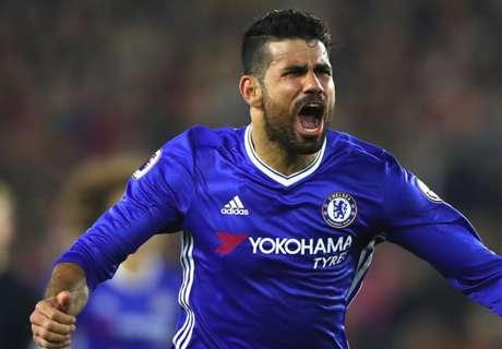 Costa more complete than Aguero