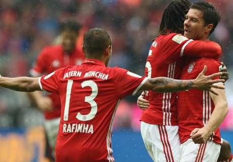 Neuer shines as lucky Bayern win