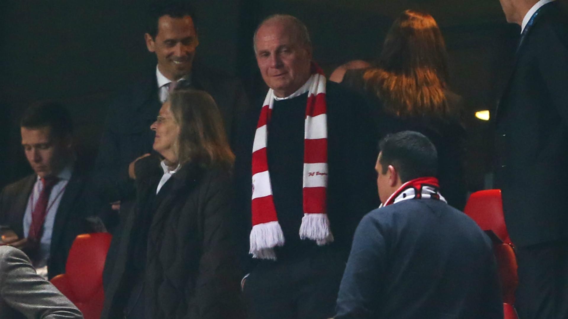 La joie de Carlo Ancelotti pour Thomas Müller — Bayern Munich