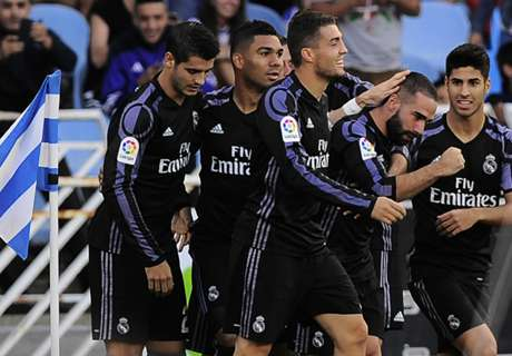 Bale, Asensio keep James on fringes