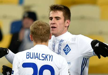 Dínamo Kiev 6 x 0 Besiktas