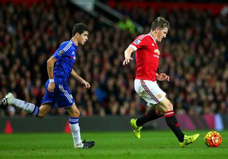 En vivo: Chelsea - Man United