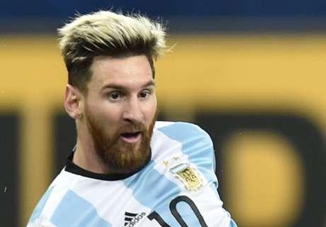 Bauza: Messi stellt Team nicht auf