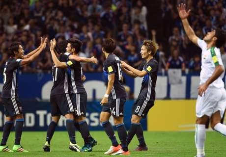 WM-Quali: Japan und Südkorea siegen