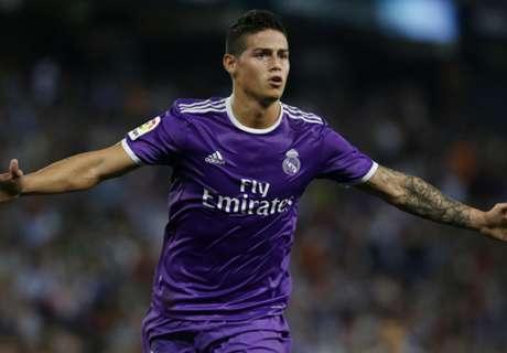 Real Madrid sigue firme en la punta
