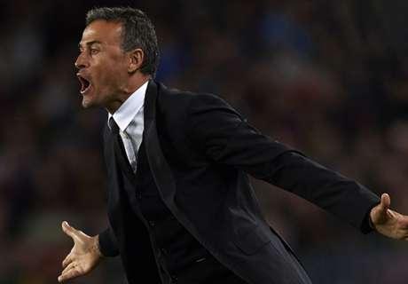 Alba stellt sich vor Trainer Enrique