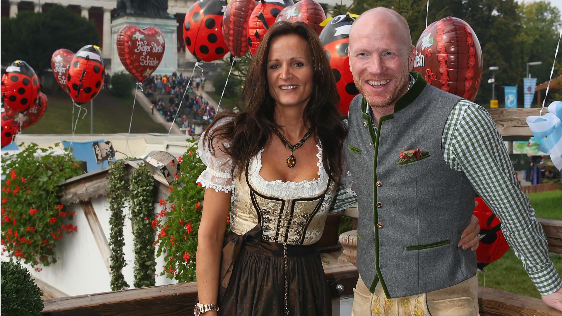 Matthias Sammer FC Bayern Munchen Oktoberfest - Goal.com