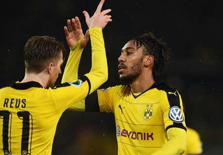 Aubameyang: Dortmund Butuh Reus!